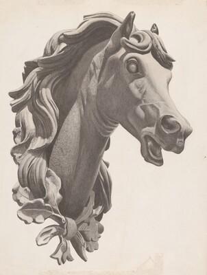 Decorative Horse's Head