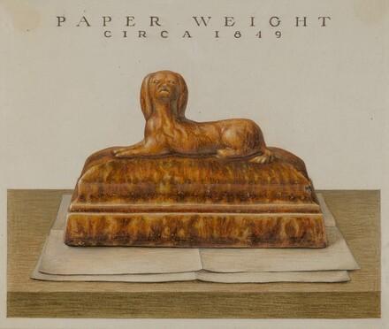 Spaniel (Paper Weight)