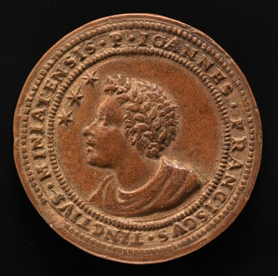 Giovanni Francesco Tinti, Poet and Astrologer [obverse]
