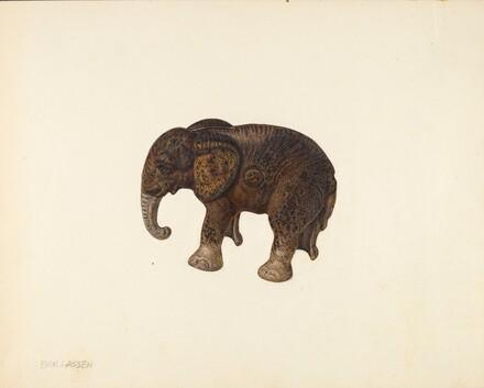 Penny Bank (Elephant)