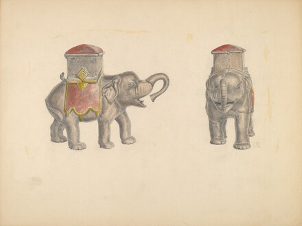 Iron Bank Elephant
