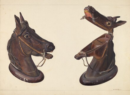 Horse's Head Bank