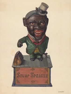 Stump Speaker Bank