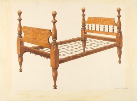 Bed: Bishop Hill