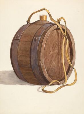 Water Barrel or Runlet