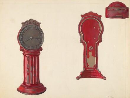 Clock Bank