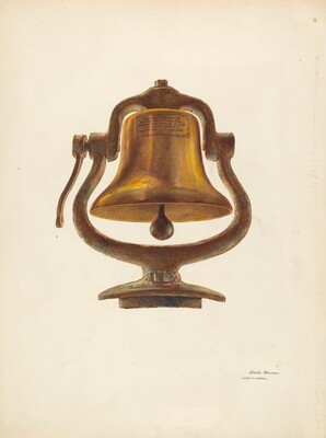 Bell (From a Locomotive)