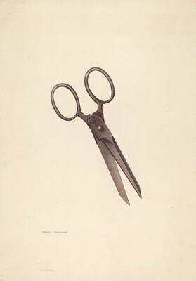 Bishop Hill: Small Scissors