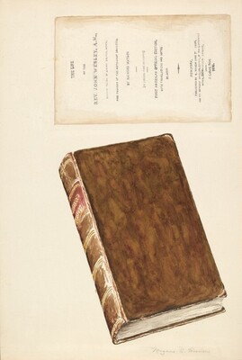 Old Book, Life of Wesley