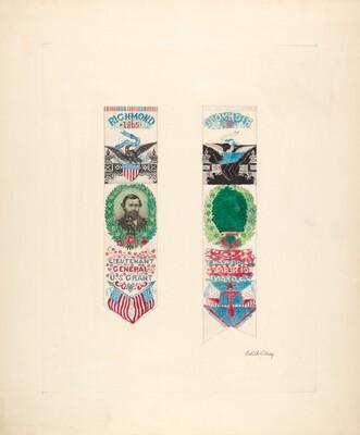 Silk Badge Panel - Woven