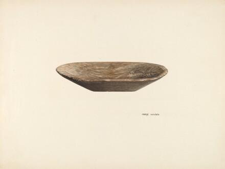 Bread Dough Bowl