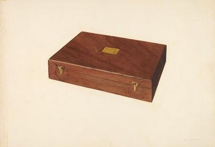 Drawing Instrument Box