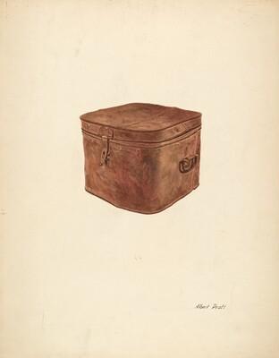 Copper Storage Box