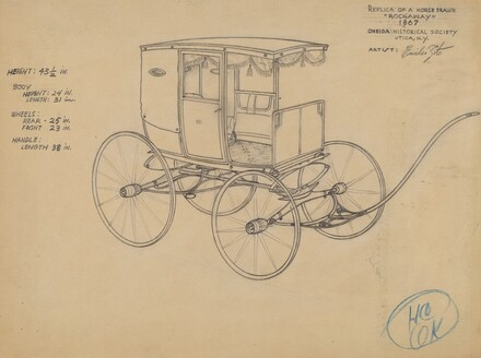Replica of a Carriage