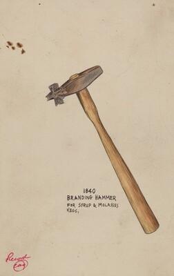 Branding Hammer