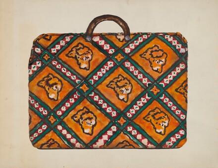 Lady's Carpet Bag