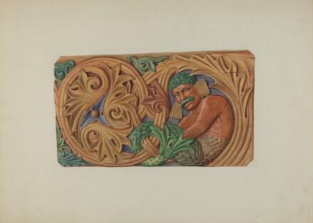 Ornamental Woodcarving - Stern Board?