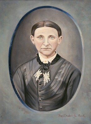 Mrs. Charlotte Root