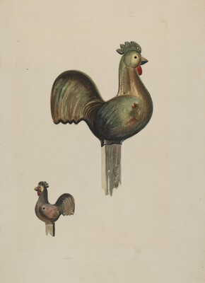 Counterbalance Rooster