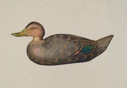 Decoy Duck