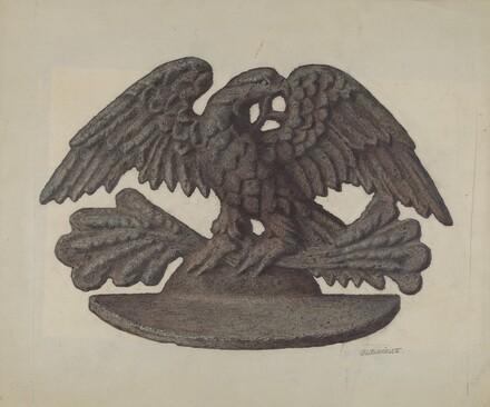 Door Stop: Eagle