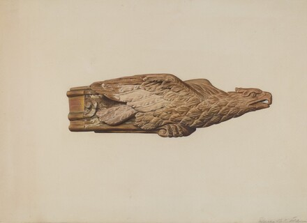 Figurehead from Schooner Nellie G