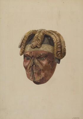 Figurehead S.S. Robert Fulton