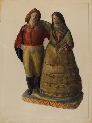 Fisherman and Woman
