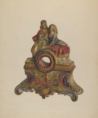 Mantle Ornament