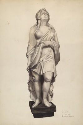 Galatea Figurehead
