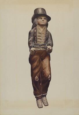 Figure of a Felon