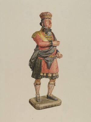 Tradesman's Sign: Highlander