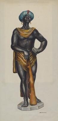 Slave Advertising Figure