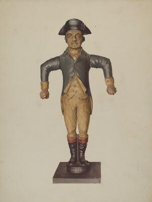 Figure of Coachman