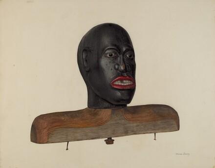 Head of a Negro