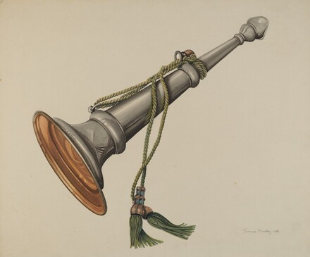 Fire Marshall Trumpet
