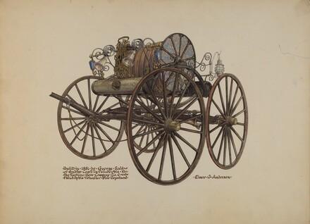 Hose Carriage