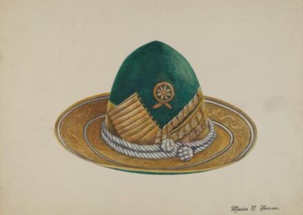 Spanish Southwest: Hat