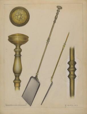 Fireplace Shovel