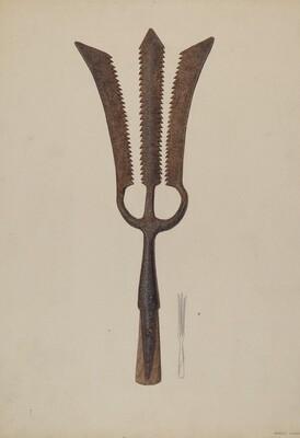 Sturgeon Spear
