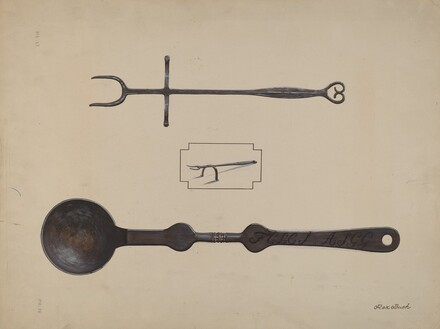 Fork and Ladle