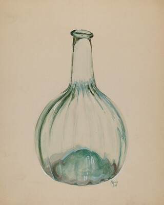 Blown Bottle