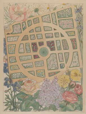 Madame Jumel's Garden