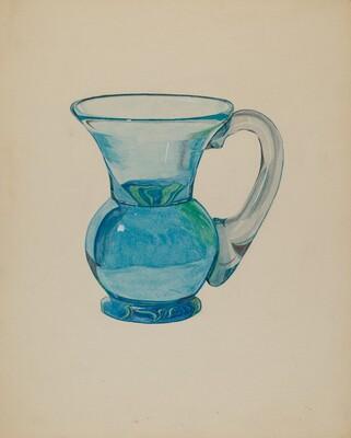 Miniature Cup (Blue)