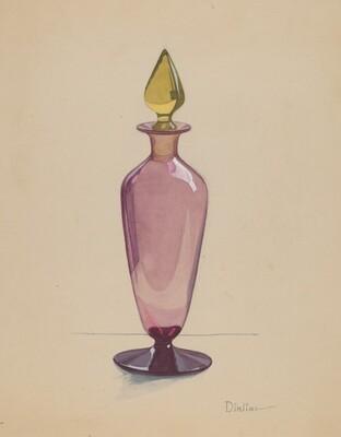 Cologne Bottle