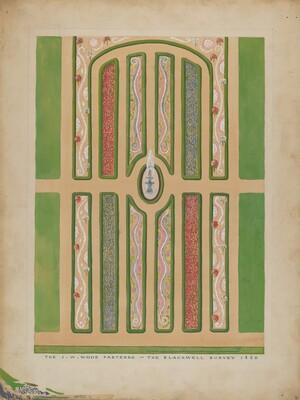 Parterre - J. W. Wood