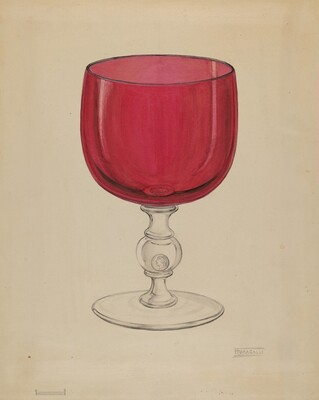 Ornamental Goblet