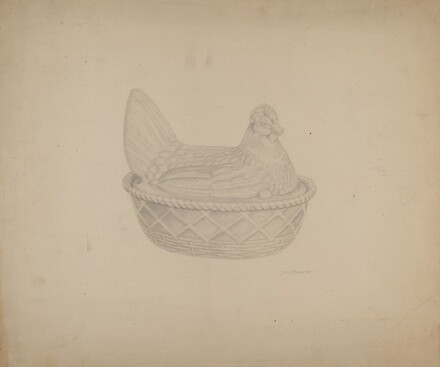 Covered Dish (Hen)