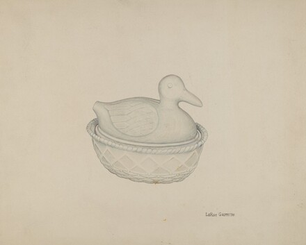 Covered Dish (Duck)