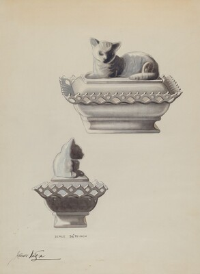 Covered Dish (Cat)